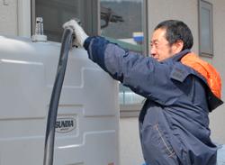 LPガス・灯油の担当者画像