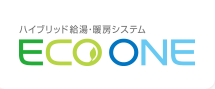 ECO ONEのロゴ