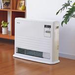 温水ルームヒーター取付のイメージ