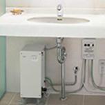 電気温水器取付のイメージ
